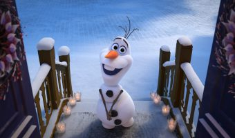 Fun Facts About Olaf's Frozen Adventure