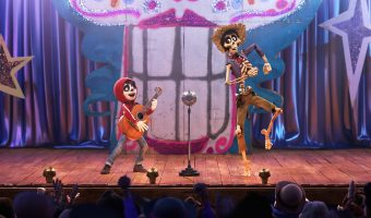Exclusive Interview with Gael Garcia Bernal, Hector in Disney Pixar's Coco!