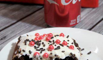 Coca-ColaⓇ Molten Lava Cake Recipe
