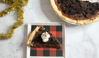 Easy Chocolate Pudding Pie Recipe