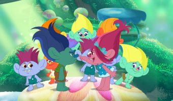 Dreamworks Trolls: The Beat Goes On Premieres Today on Netflix!
