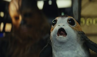 Star Wars: The Last Jedi is Now on Blu-ray and 4K!