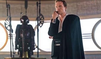Exclusive Interview with Paul Bettany {Dryden Vos in Solo: A Star Wars Story}