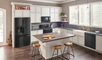 Upgrade Your Kitchen and Laundry Room with LG Smart Appliances from Best Buy!