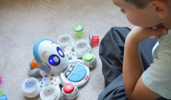 Holiday Gift Idea: Fisher-Price Think & Learn Rocktopus