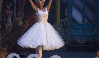 Exclusive Interview with Misty Copeland, History Making Ballerina and Star of The Nutcracker and the Four Realms!