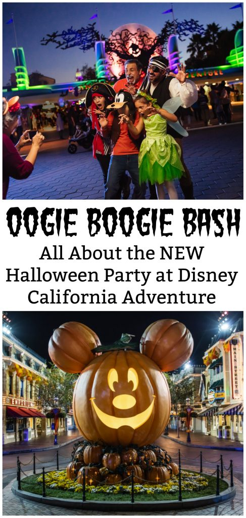 Everyone knows that one of the best places to celebrate holidays is at Disneyland and California Adventure- and Halloween is no exception! Come check out the 2019 Disneyland Halloween Party- Oogie Boogie Bash, taking place at DCA! There will be spooky decorations, characters in costume, delicious food, lots of tricks and of course, lots of treats!
