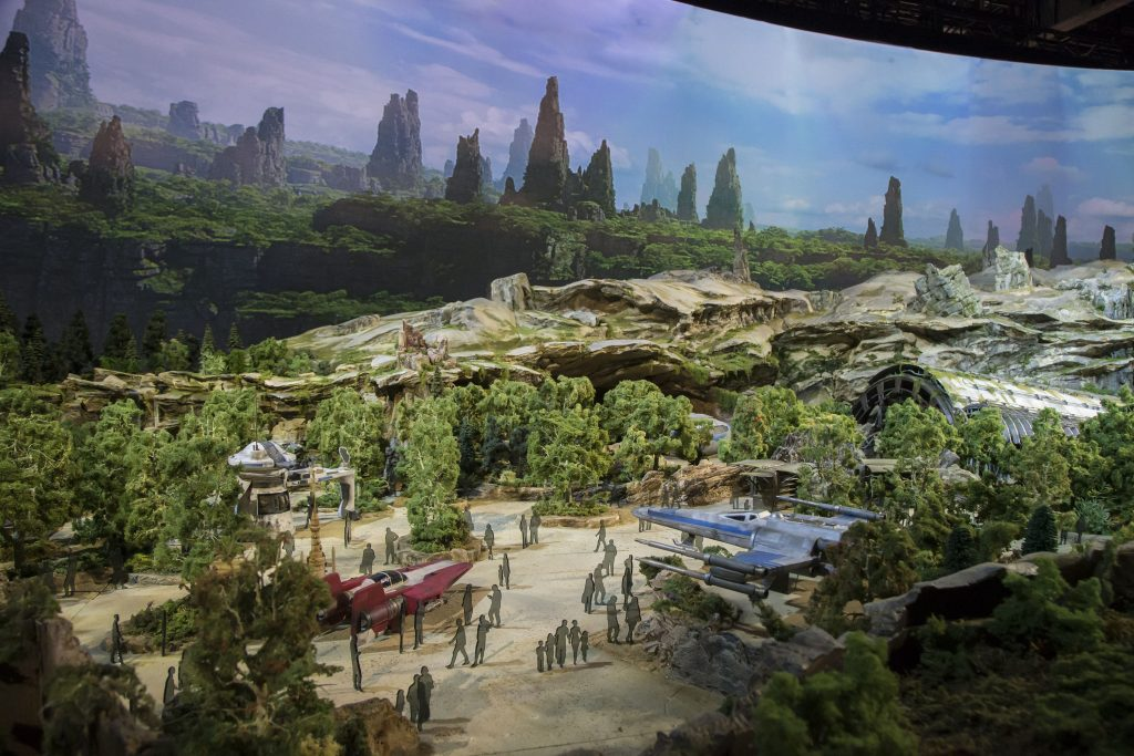 Are you planning a trip to Disneyland or Walt Disney World for the 2019 opening of the new Star Wars themed land, Galaxy's Edge? Check out this post first to read about the food and collectible merch, crowd tips, and more before you enjoy the newest land from Disney!