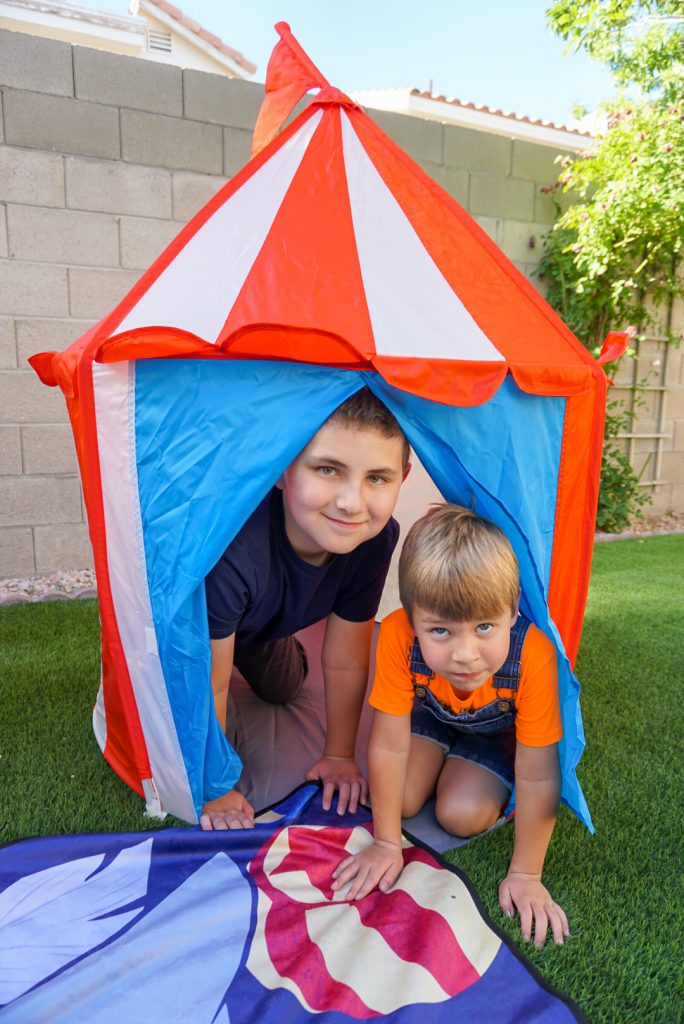 Hosting a Vintage Circus theme party or adorable DIY Disney Dumbo birthday party? Check out these ideas we used for our movie night, including games, food, decorations, activities, and more.