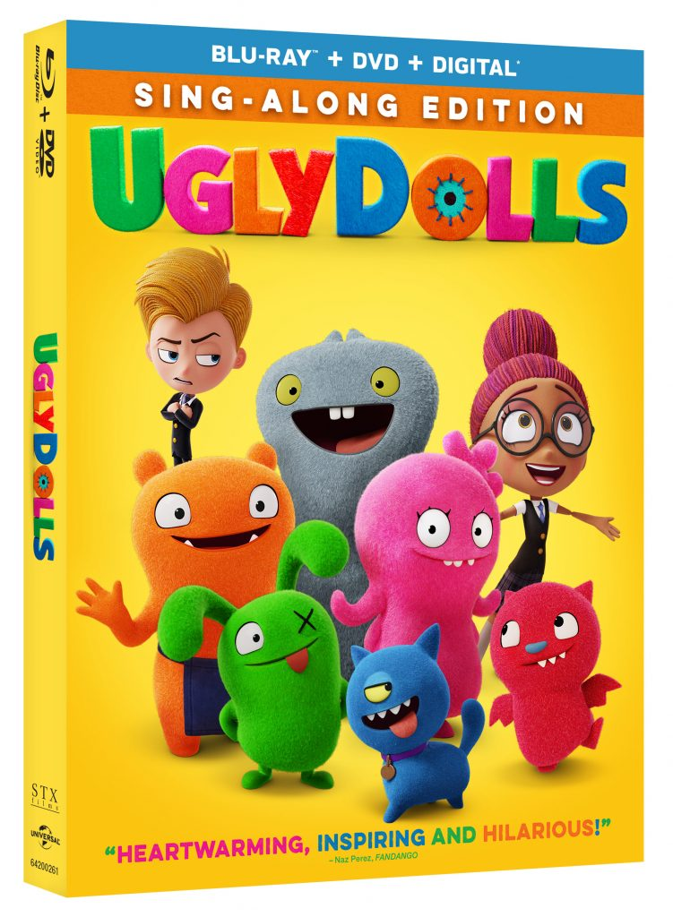 Have kids who love the Ugly Dolls movie? You can make your own DIY Uglydolls with this easy no sew tutorial! No pattern is required and you can let your kids be creative and use their imaginations!
