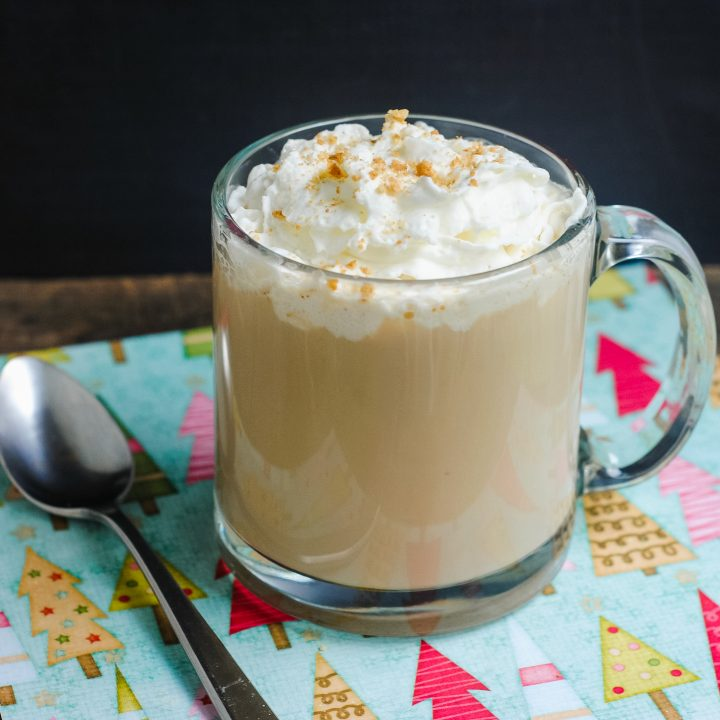 Gingerbread Latte Copycat Recipe