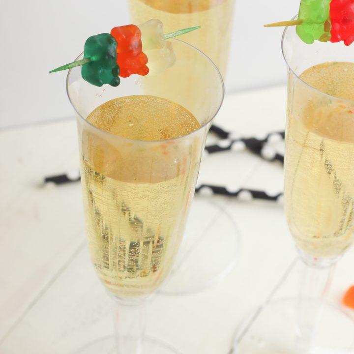 Kid-Friendly Mock Champagne