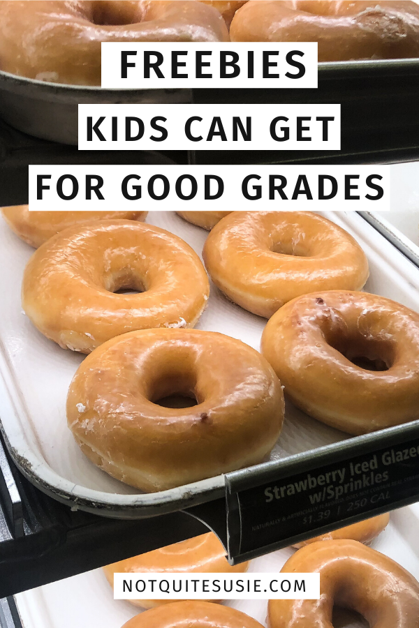 Birthdays aren't the only time to get legit freebies at your favorite restaurants- many of them reward kids for good grades, too! Check out this list of places you can bring your child's report card for free items in 2020!