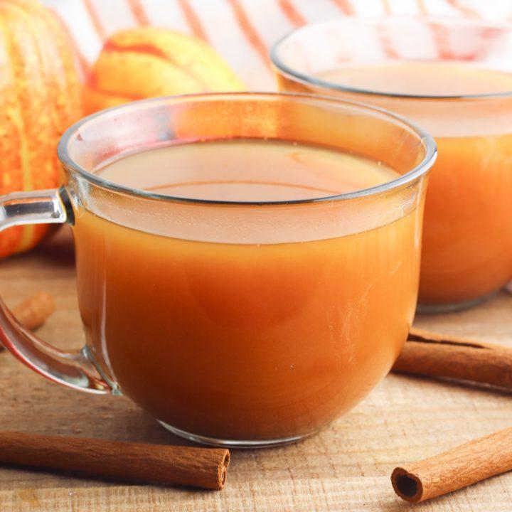 Slow Cooker Pumpkin Apple Cider